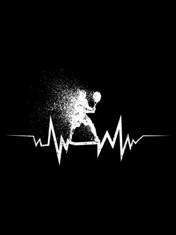Tennis Heartbeat Cool Beat