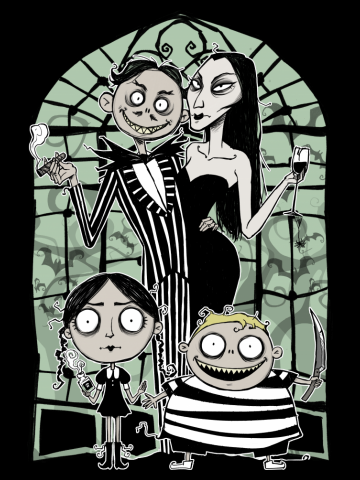 The Addams Nightmare