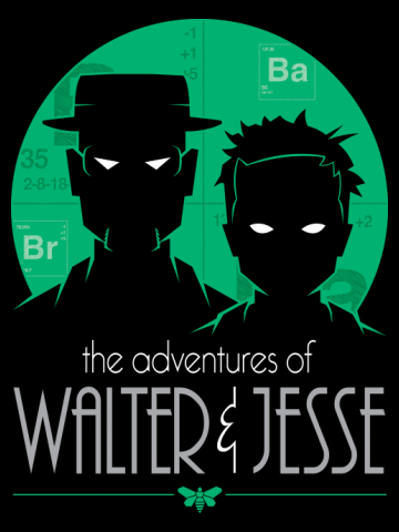 The Adventures of Walt and Jesse VARIANT