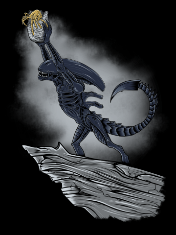 The Alien King