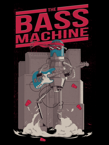 The Bass Machine