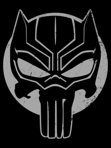 The Black Punisher