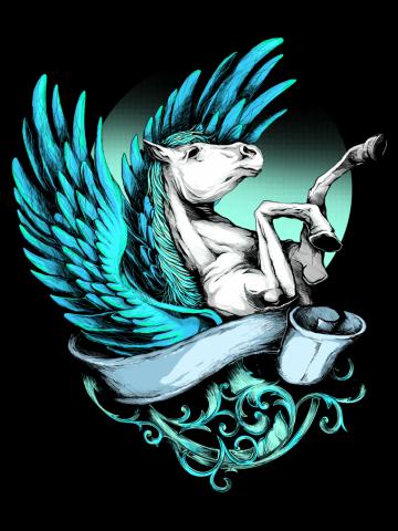 The Divine Stallion