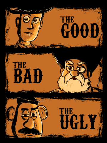 The Good,Bad and Potato