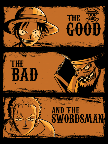 The Good,The Bad and the Swordsman