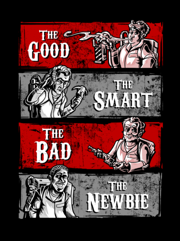 The Good, The Smart, The Bad and The Newbie