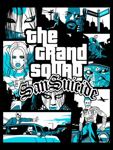 The Grand Squad: San Suicide