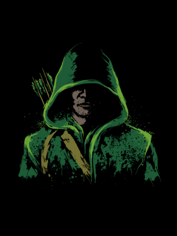 The Green Shadow - Arrow