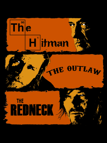 The Hitman, the Outlaw, and the Redneck