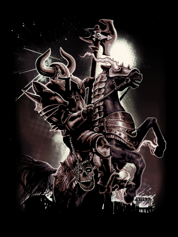 The Horse Knight