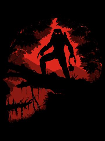 The Jungle Hunter