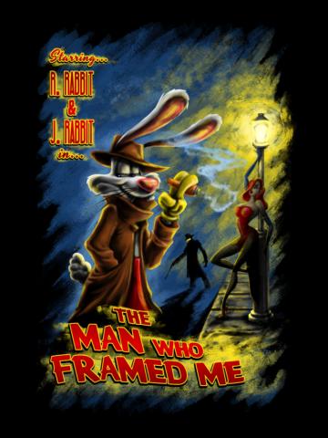 The Man Who Framed Me