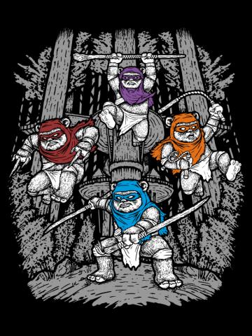 The Ninja Savages