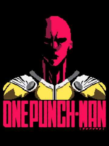 The One Punch Hero