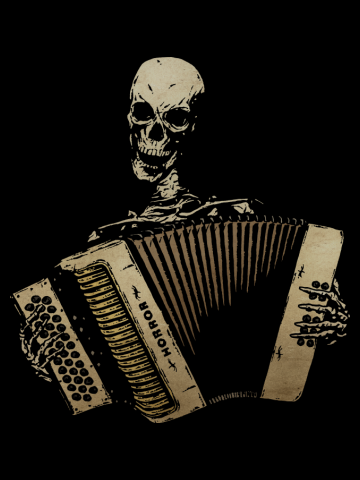 The Piano Accordion Blues