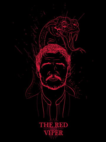 The Red Viper - Game of Thrones