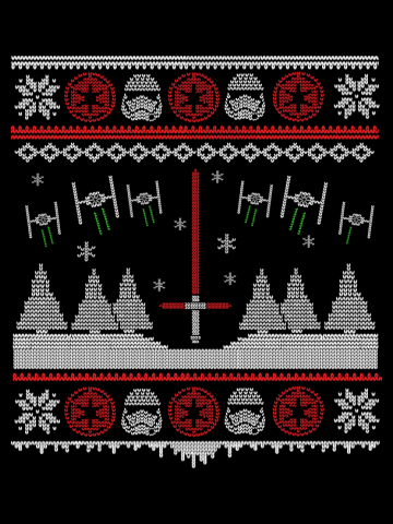 The Sweater Awakens