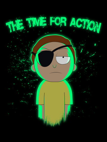 The Time For Action