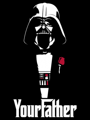 The Vader Father - Star Wars