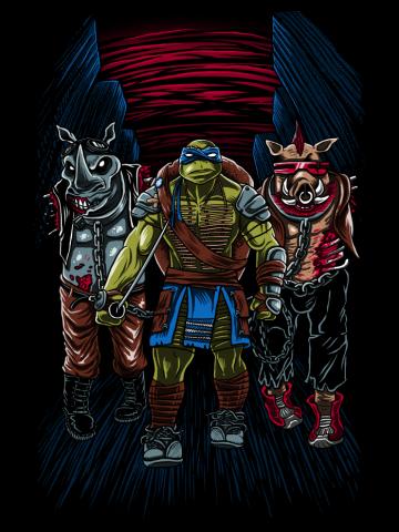 The Walking Mutants