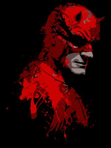 The blind devil