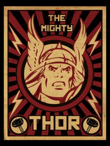 Thor Propaganda