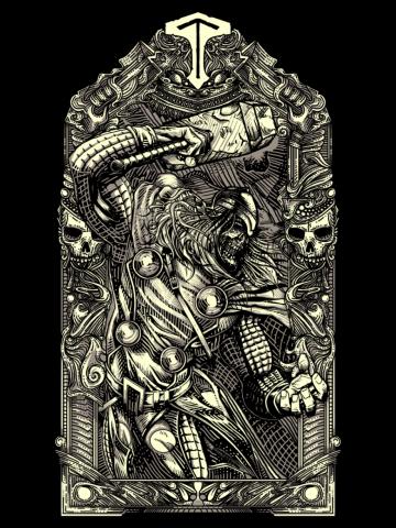 Thor Skull