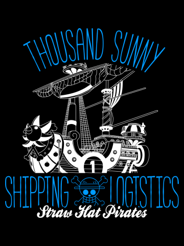 Thousand Sunny Shipping & Logistics
