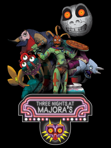 Three Nights at Majora's