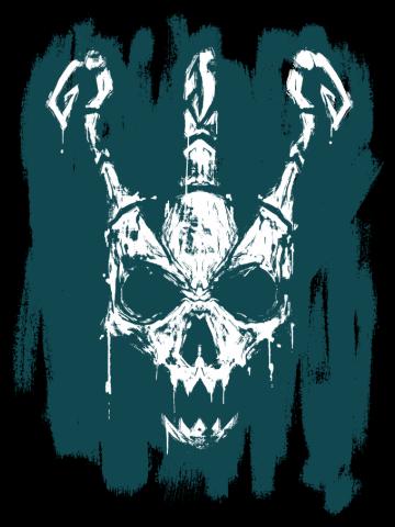 Thresh Skull INK