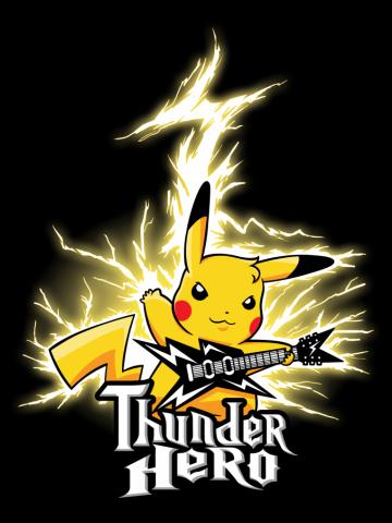 Thunder hero