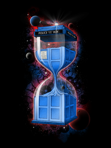 Time machine - Doctor Who
