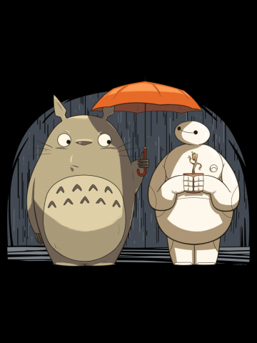 Totoro's New Neighbors