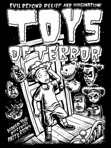 Toys Of Terror Halloween Horror
