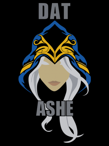 Dat Ashe - League of Legends