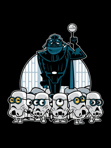 Despicable Vader Empire