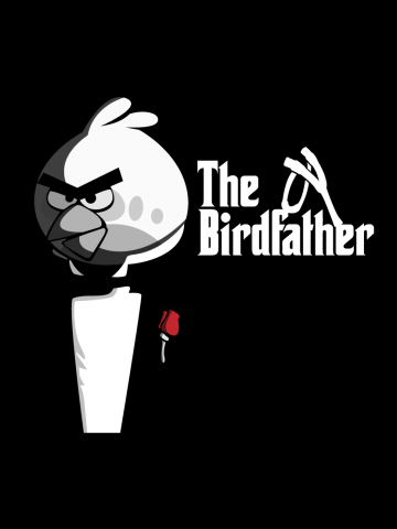The Angry Birds Father