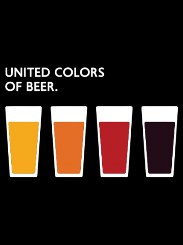 United colors of beer