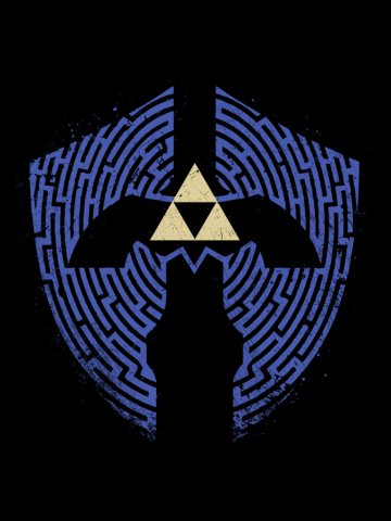 Triforce Labyrinth
