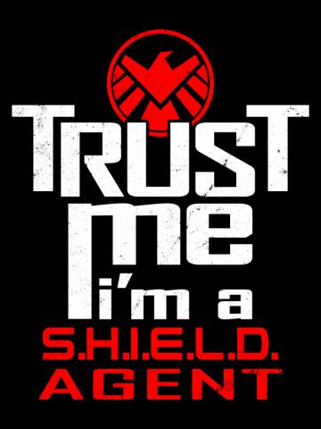 Trust me I'm a s.h.i.e.l.d. agent