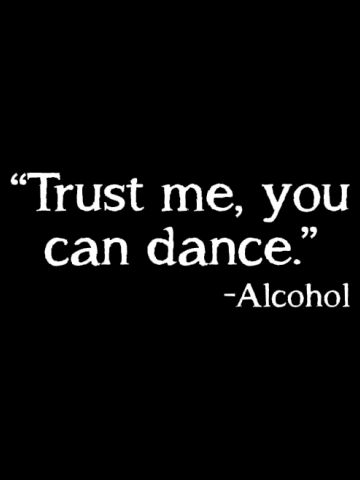 Trust me and dance