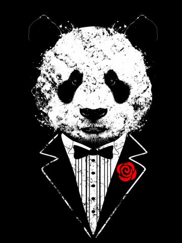 Tuxedo Panda V.II