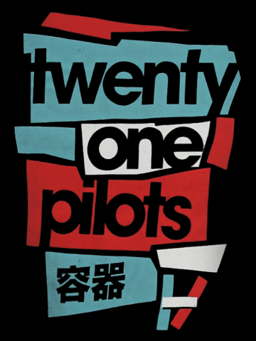 Twenty one pilots - Alternative Logo
