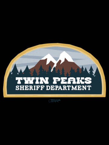 Twin Peaks Sheriff Dept (redux)