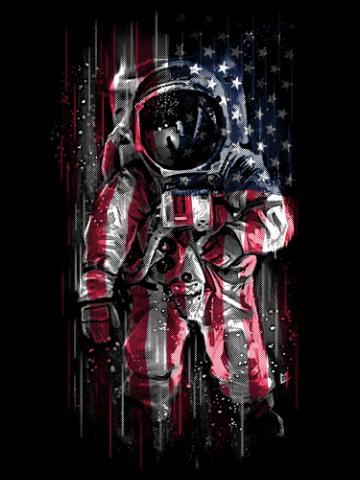 US Astronaut
