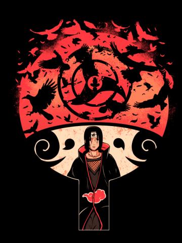 Uchiha's Raven