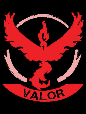 VALOR - TEAM RED - Alt