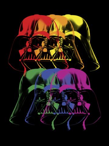 Vader in Color