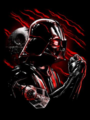 Vader of the sky - Star Wars