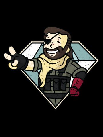 Vault Boss - Fallout